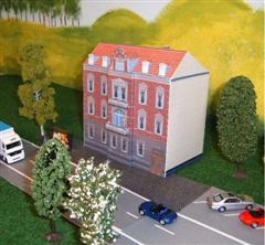 maquettes maisons
